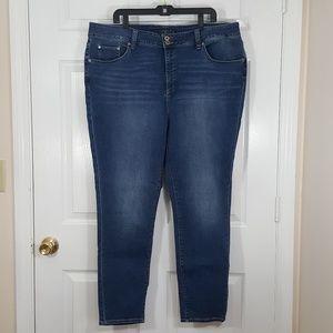 Lucky Brand Emma Legging Jeans